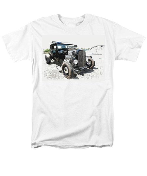 Blown Coupe T-Shirt by Steve McKinzie