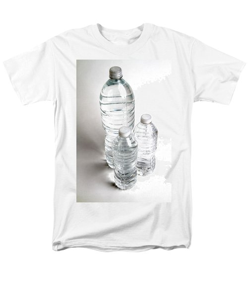 Bottled Water T-Shirt by Photo Researchers
