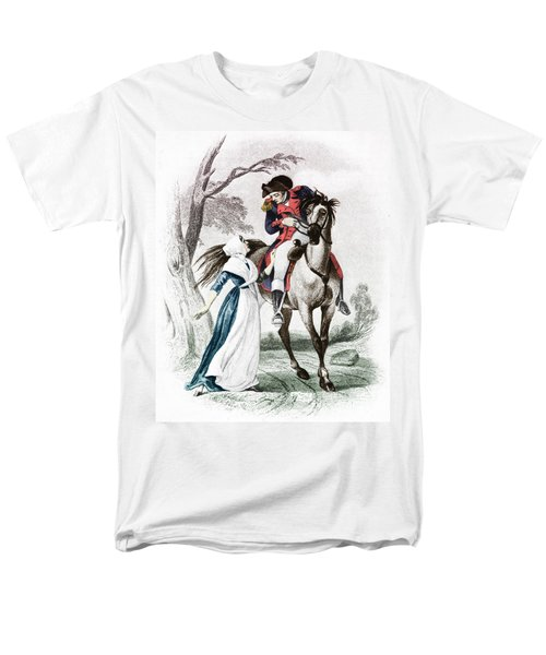 Lydia Darragh, American Patriot T-Shirt by Photo Researchers