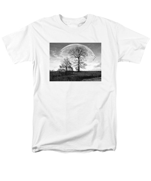Moonlit Silhouette T-Shirt by Brian Wallace