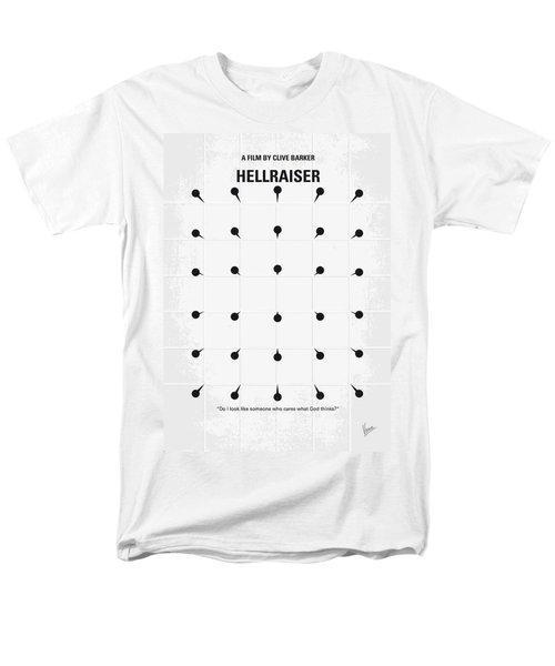 No033 My HELLRAISER minimal movie poster.jpg T-Shirt by Chungkong Art