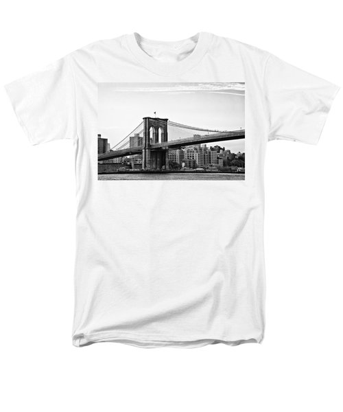 On the Brooklyn Side T-Shirt by Bill Cannon
