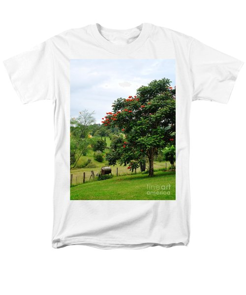 Pretty Countryside T-Shirt by Kaye Menner