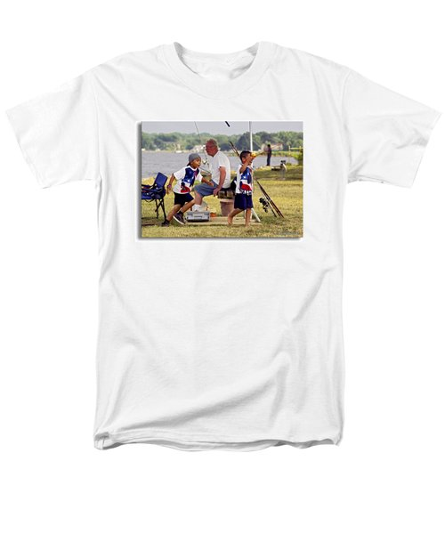 Show Grand-mom  T-Shirt by Brian Wallace