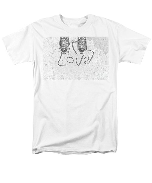 Sneaker Love 2 T-Shirt by Paul Ward