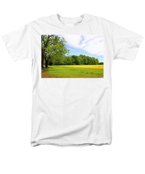 Springtime in Franklin T-Shirt by Kristin Elmquist