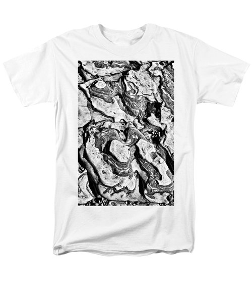 Stone formation Point lobos T-Shirt by Garry Gay