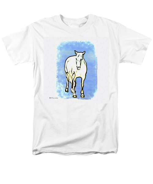 The Horse T-Shirt by Bill Cannon