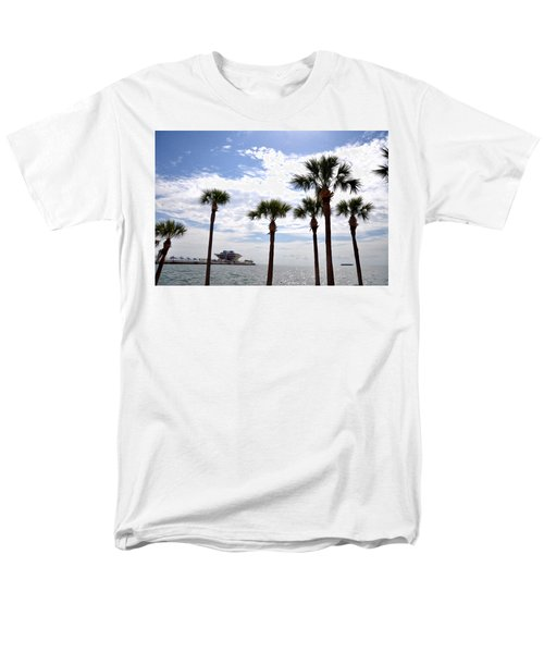The Pier - St. Petersburg T-Shirt by Bill Cannon