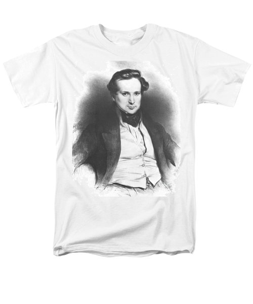 Victor Hugo, French Author T-Shirt by Photo Researchers