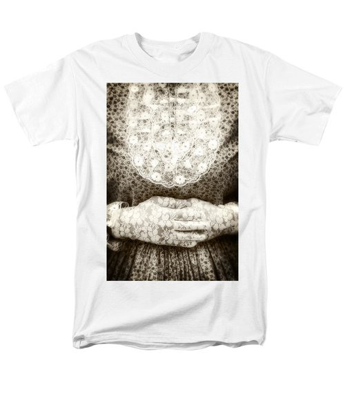victorian hands T-Shirt by Joana Kruse