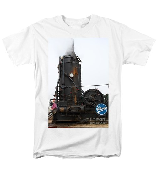 Willamette Steam Engine 7d15105 T-Shirt by Wingsdomain Art and Photography