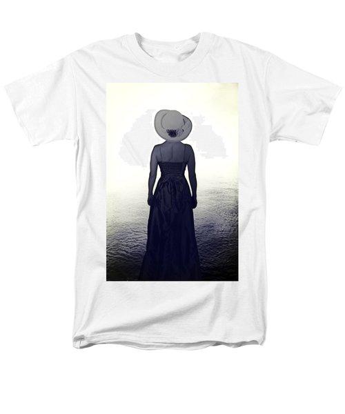 woman at the shore T-Shirt by Joana Kruse
