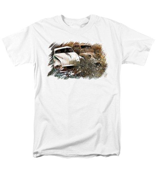 Wreck 3 T-Shirt by Mauro Celotti