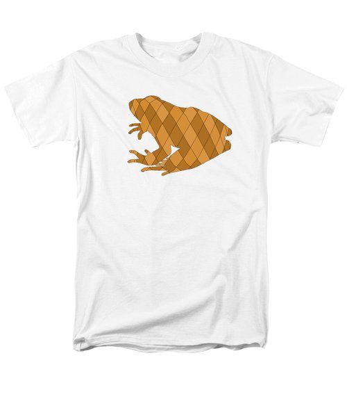 Frog Men's T-Shirt  (Regular Fit) by Mordax Furittus