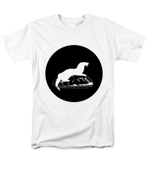 Otter Men's T-Shirt  (Regular Fit) by Mordax Furittus