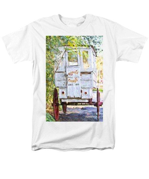 Roman Candy T-Shirt by Scott Pellegrin