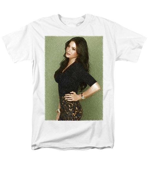 Celebrity Sofia Vergara  Men's T-Shirt  (Regular Fit) by Best Actors