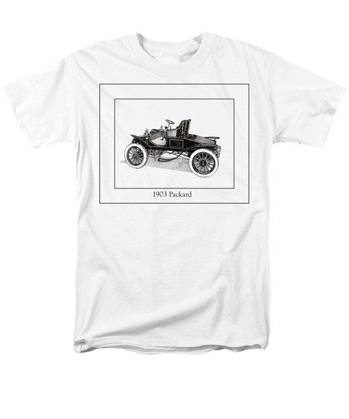 1903 Packard T-Shirt by Jack Pumphrey