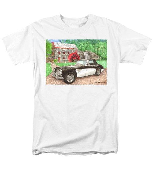 1963 Austin and Sudbury Mill T-Shirt by Jack Pumphrey