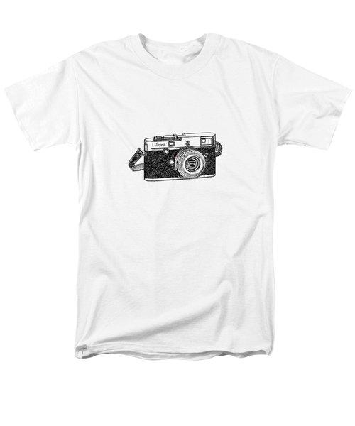 Rangefinder Camera Men's T-Shirt  (Regular Fit) by Setsiri Silapasuwanchai