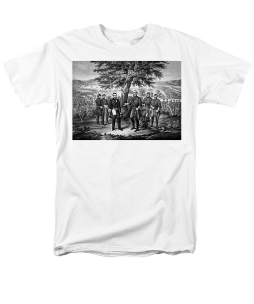The Surrender Of General Lee T-Shirt by War Is Hell Store