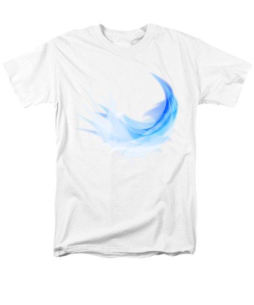 Abstract Feather Men's T-Shirt  (Regular Fit) by Setsiri Silapasuwanchai