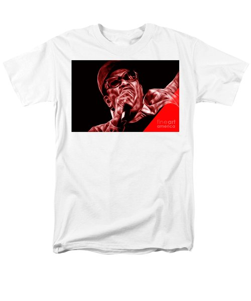 Bobby Womack Collection Men's T-Shirt  (Regular Fit) by Marvin Blaine
