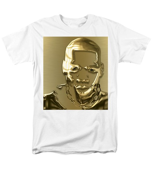 Jay Z Collection Men's T-Shirt  (Regular Fit) by Marvin Blaine