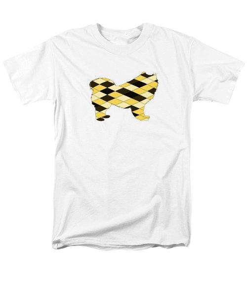 Samoyed Men's T-Shirt  (Regular Fit) by Mordax Furittus