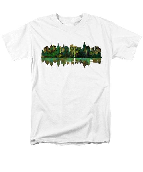 London England Skyline Men's T-Shirt  (Regular Fit) by John Groves