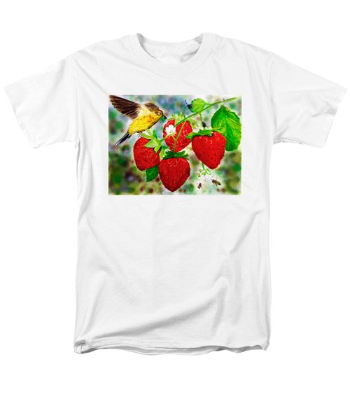 A Midsummer Daydream Men's T-Shirt  (Regular Fit) by Asha Aravind