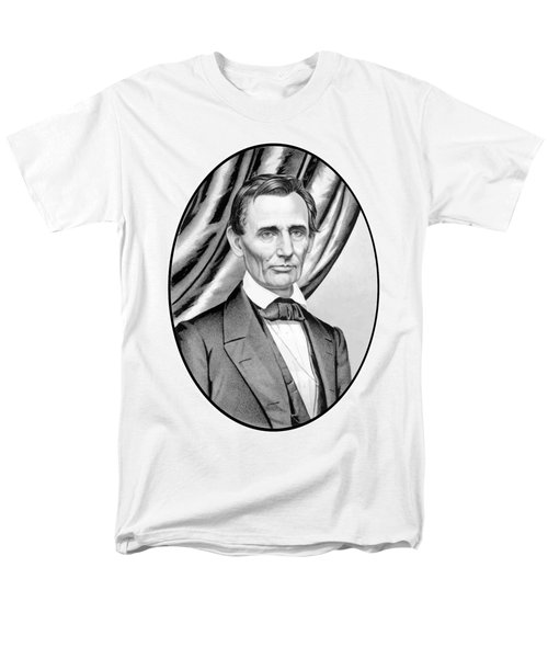 Abraham Lincoln Circa 1860 T-Shirt by War Is Hell Store