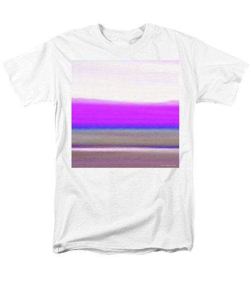 Abstract Sunset 65 T-Shirt by Gina De Gorna