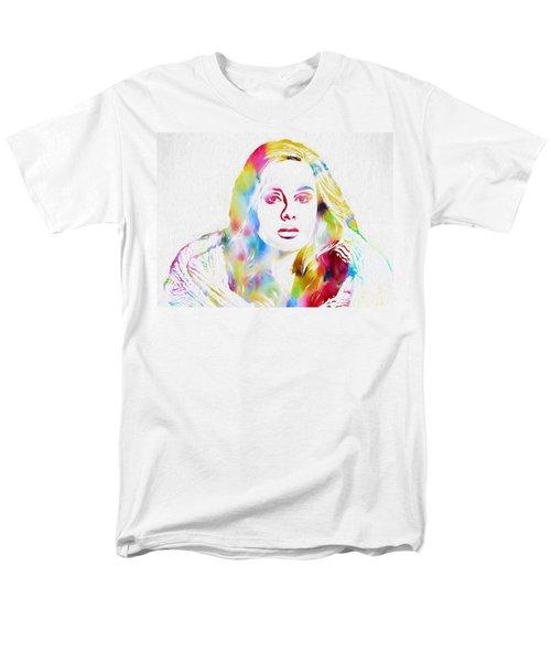 Adele Men's T-Shirt  (Regular Fit) by Dan Sproul