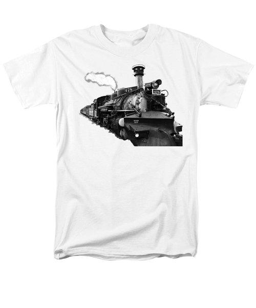 All Aboard Men's T-Shirt  (Regular Fit) by Paul Lamonica