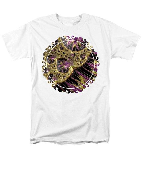All That Glitters Men's T-Shirt  (Regular Fit) by Becky Herrera