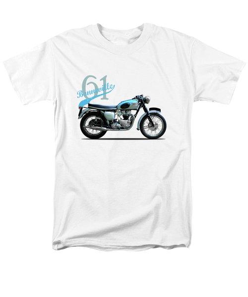 Triumph Bonneville Men's T-Shirt  (Regular Fit) by Mark Rogan