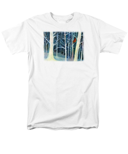 Quiet Moment Men's T-Shirt  (Regular Fit) by Hailey E Herrera