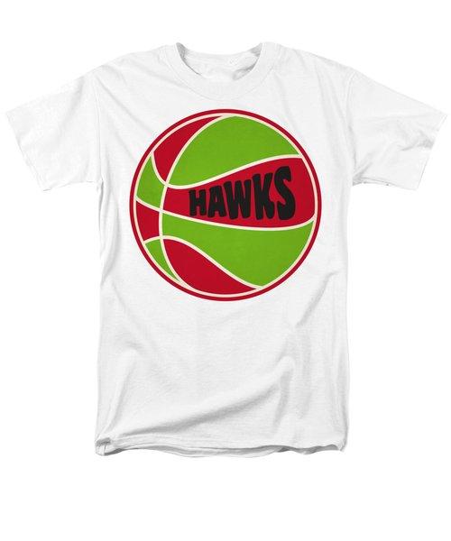 Atlanta Hawks Retro Shirt Men's T-Shirt  (Regular Fit) by Joe Hamilton