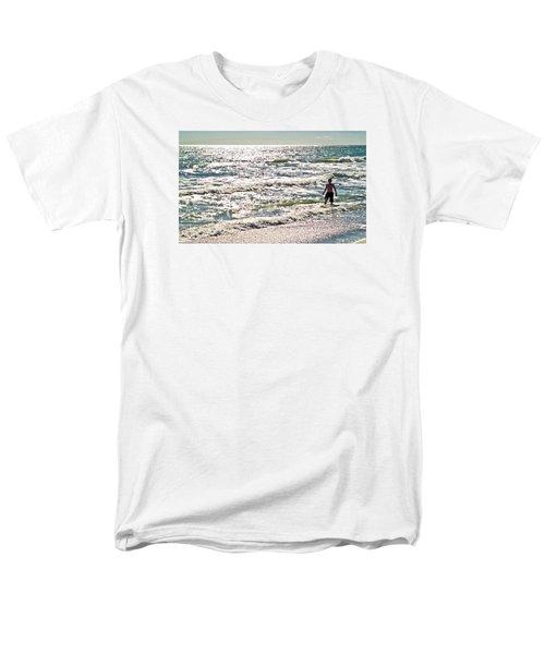 Beach Adventure T-Shirt by Patrick M Lynch
