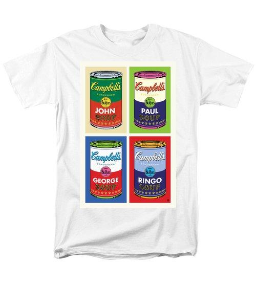 Beatles Soup T-Shirt by Gary Grayson