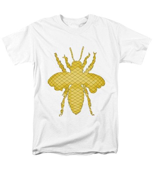 Bee Men's T-Shirt  (Regular Fit) by Mordax Furittus