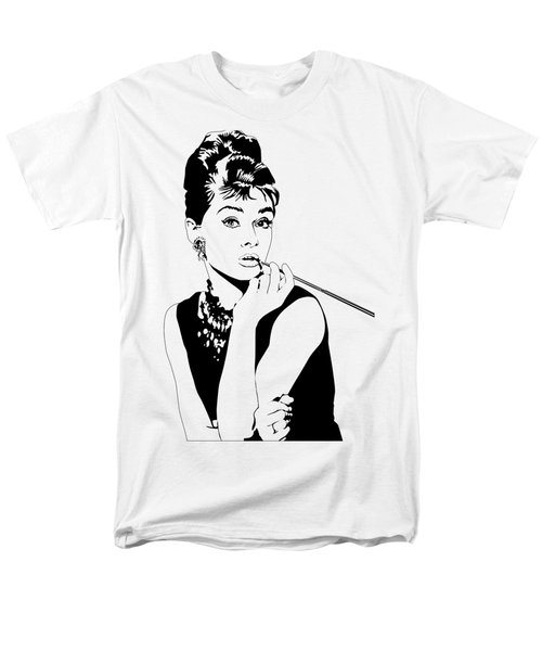 Breakfast At Tiffany's Men's T-Shirt  (Regular Fit) by Amy Wilkinson