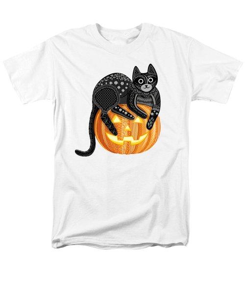 Cattober Men's T-Shirt  (Regular Fit) by Veronica Kusjen