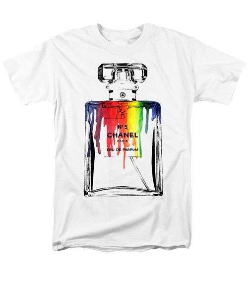 Chanel  Men's T-Shirt  (Regular Fit) by Mark Ashkenazi
