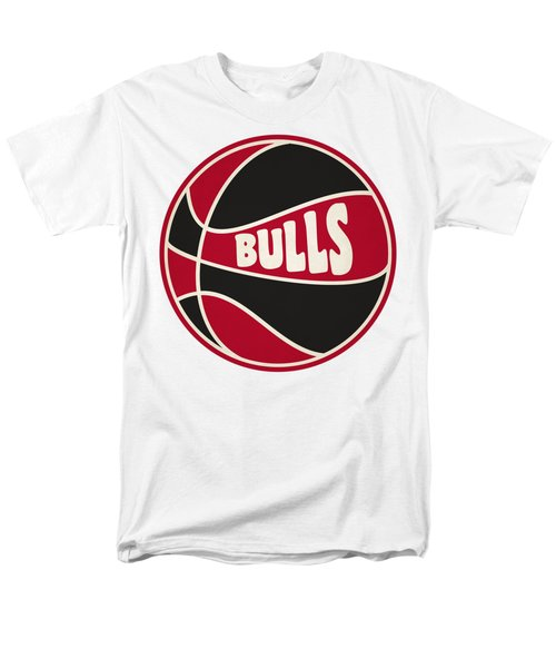 Chicago Bulls Retro Shirt Men's T-Shirt  (Regular Fit) by Joe Hamilton