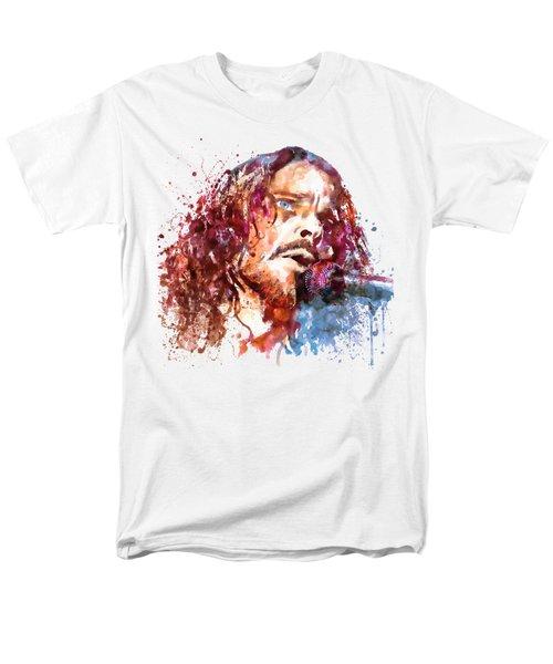 Chris Cornell Men's T-Shirt  (Regular Fit) by Marian Voicu