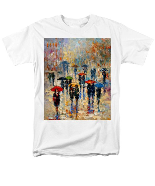 Cloudy Day Men's T-Shirt  (Regular Fit) by Andre Dluhos
