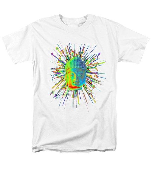 colorful Korean sparkle Men's T-Shirt  (Regular Fit) by Terrell Kaucher